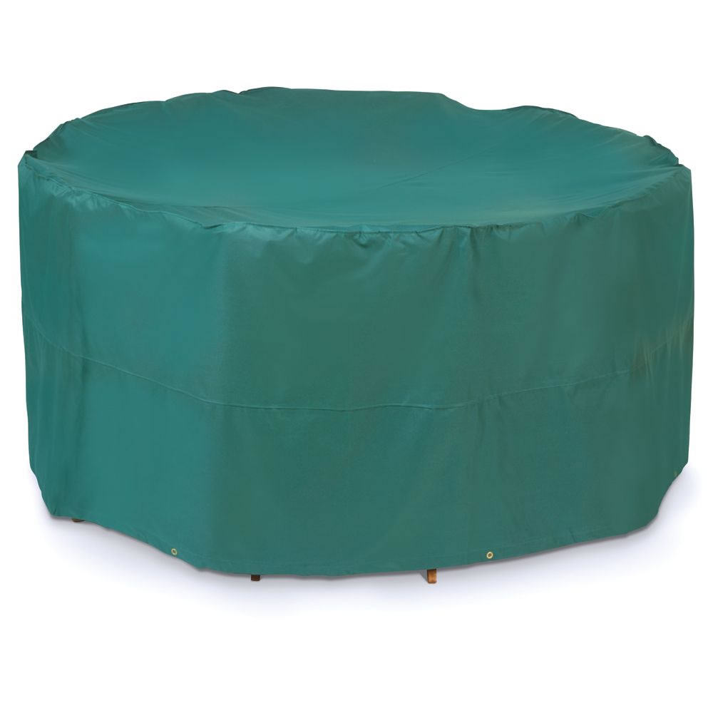 Backyard Furniture Covers : The Better Outdoor Furniture Covers (Round Table and Chairs Cover