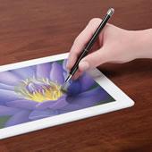 The iPad Paintbrush.