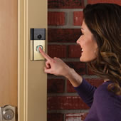 The Answer Anywhere Video Doorbell.