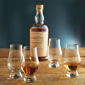 The Award Winning Glencairn Whisky Glasses.