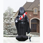 16 Foot Inflatable Christmas Vader