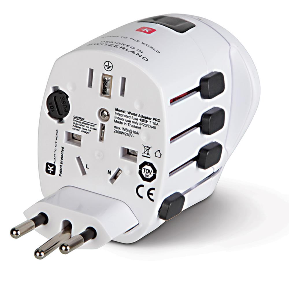 The Worldwide Electronics Adapter 2