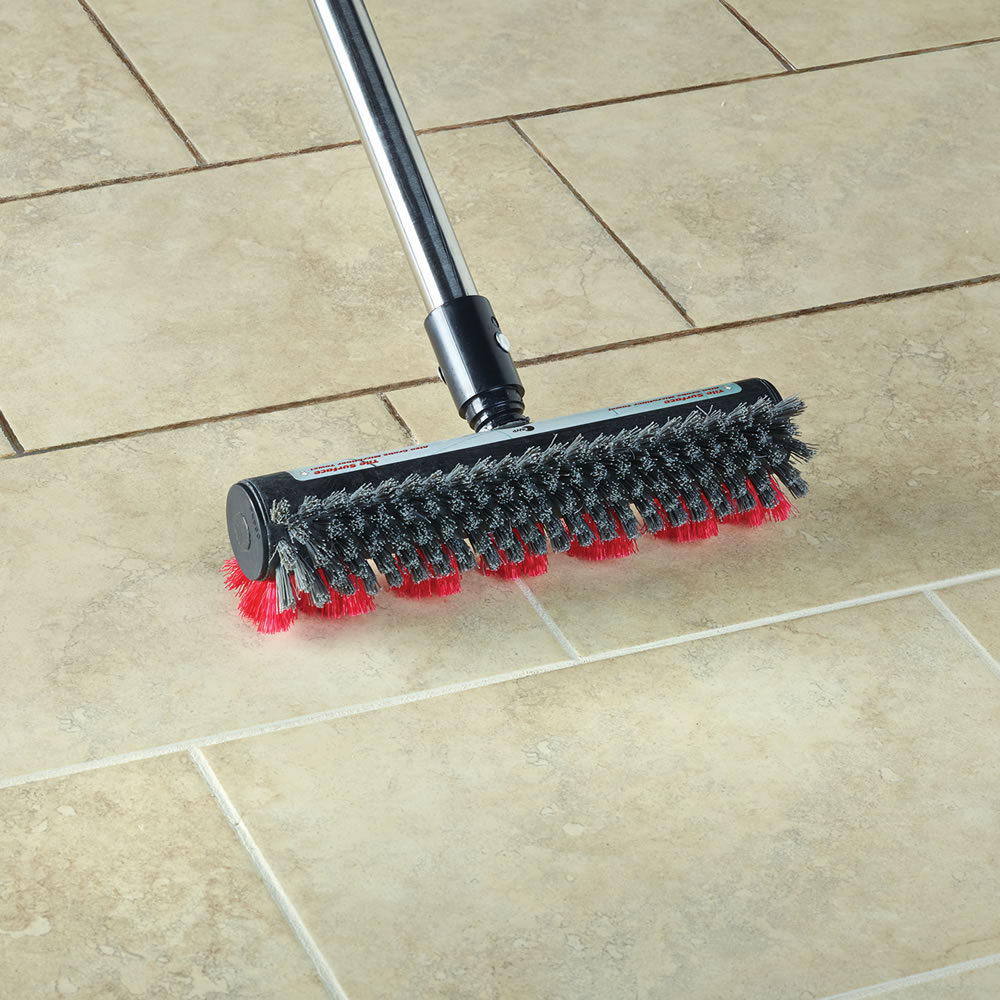 bathroom scrubber machine