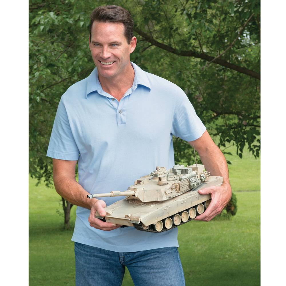 The Remote Controlled Abrams Tank2