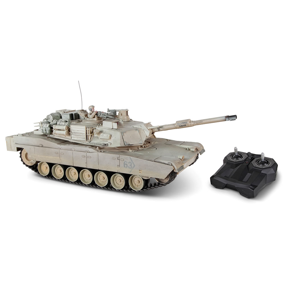 The Remote Controlled Abrams Tank3