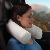 The Perfect Temperature Travel Pillow.