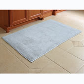 The Softest Cotton Bath Rug.