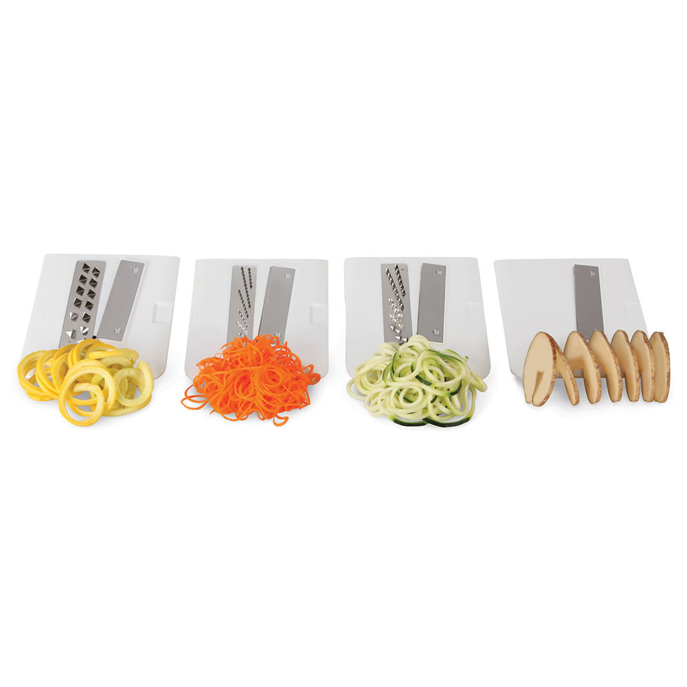 The Four Blade Vegetable Spiralizer 6