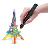 The 3D Printing Pen.