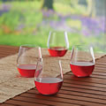 The Advanced Impervious Wine Glasses.