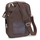 The Solar iPad Case Messenger Bag.