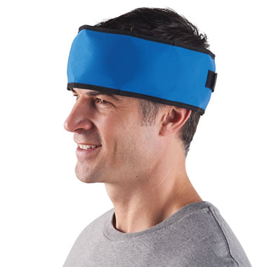 The Superior Headache Relieving Wrap.