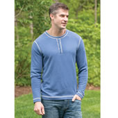 The Gentleman's Washable Cashmere Henley.