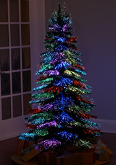 The Thousand Points of Light Tree (6').