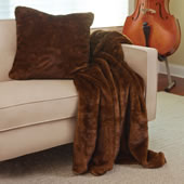 The Faux Fur Throw.