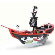 The Pirate Ship Aquarium.