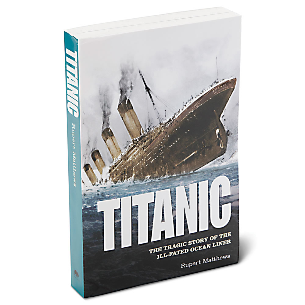 The Unsinkable Remote Controlled RMS Titanic3