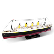 The Unsinkable Remote Controlled RMS Titanic.