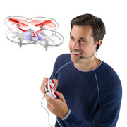 Voice Controlled Drone.