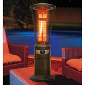 The 10,000 BTU Spiral Flame Heater.