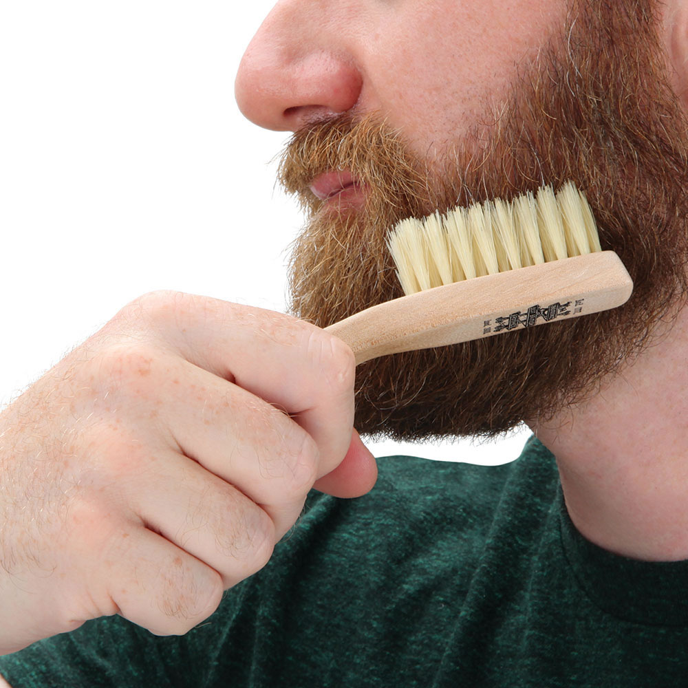 The Royal Warrant Boar Bristle Beard Brush 6