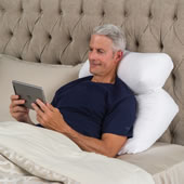 The 10 Purpose Body Pillow.