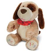 The ABC Singing Animated Plush Puppy.