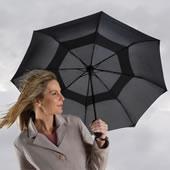 The Complete Coverage Umbrella.