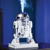 The R2-D2 Humidifier.