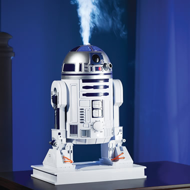 The R2-D2 Humidifier
