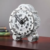 The Tabletop Gear Clock.