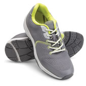 The Lady's Plantar Fasciitis Athletic Shoes.