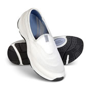 The Lady's Plantar Fasciitis Athletic Mules.