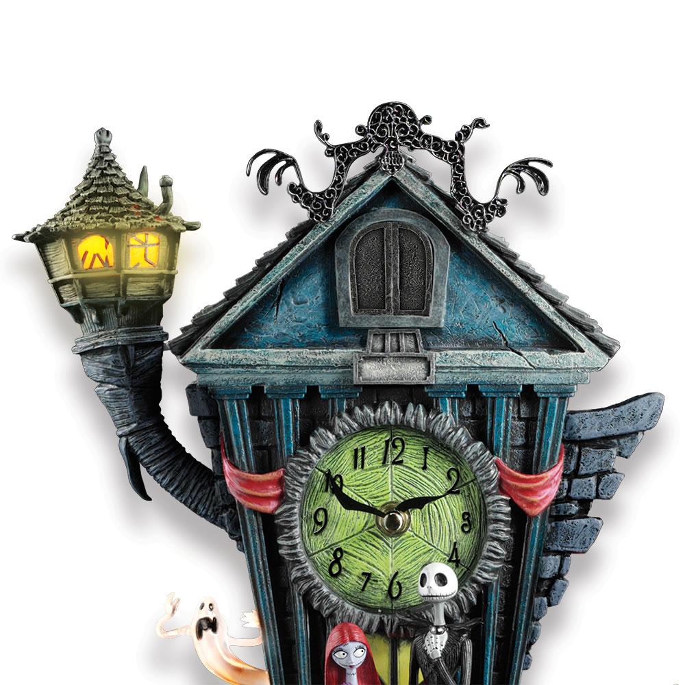 The Nightmare Before Christmas Cuckoo Clock3