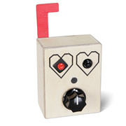 The Voice Modulating Chatterbox.