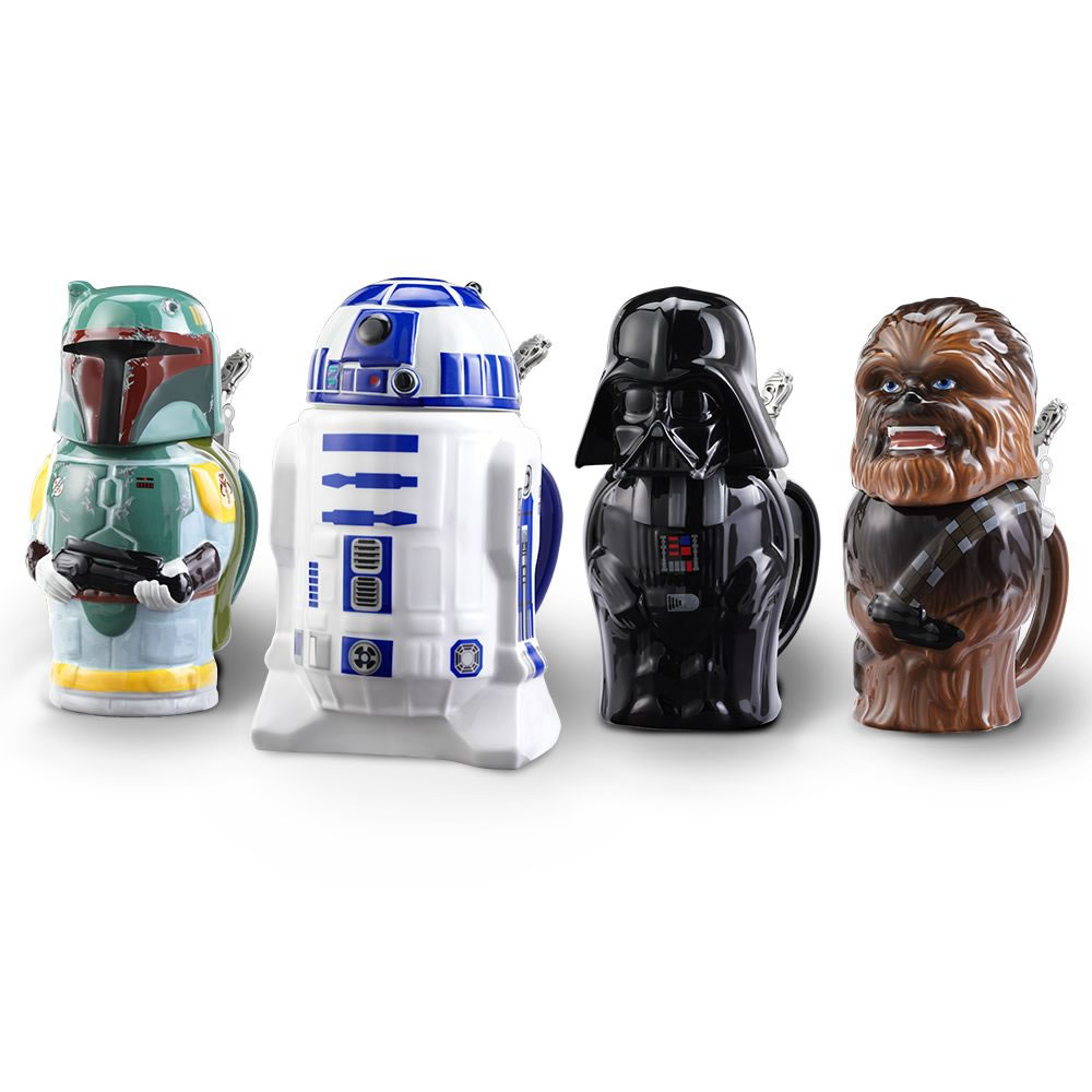 The Star Wars Steins 1