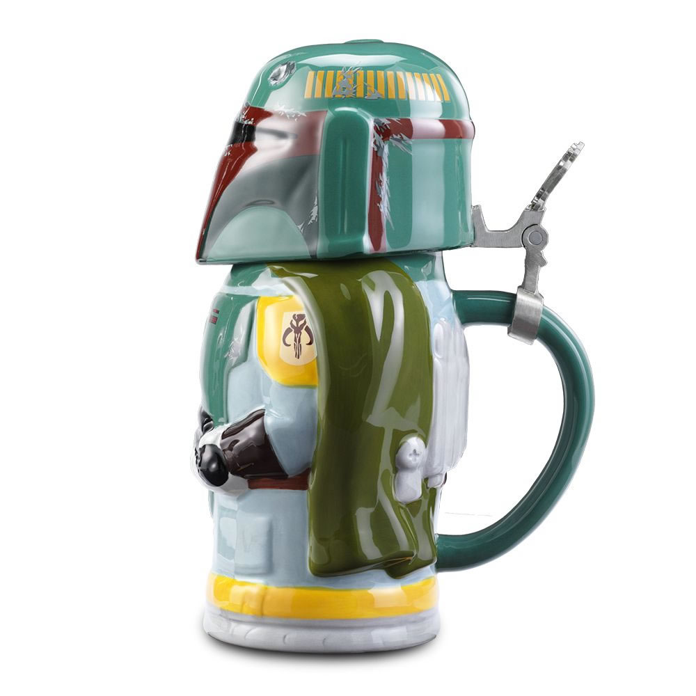 The Star Wars Steins 8