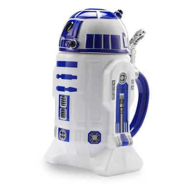 The Star Wars Steins (R2D2)