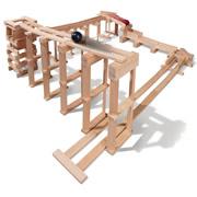 The Maple Plank Ball Run Kit.