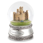 The Downton Abbey Musical Snowglobe.