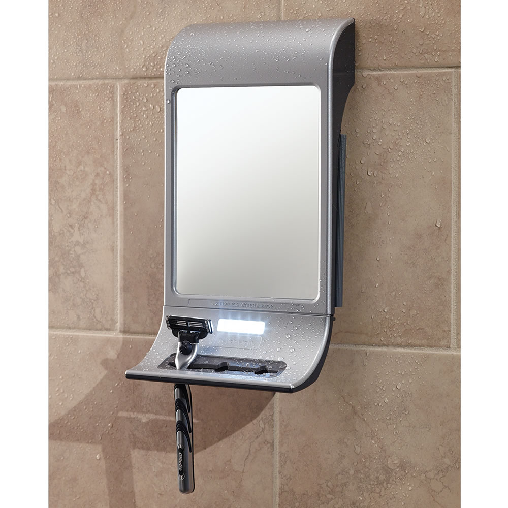 The Best Fog Free Mirror Hammacher Schlemmer