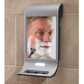 Best Fogfree Mirror Silver