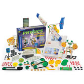 The Award Winning Physics Experiment Kit.