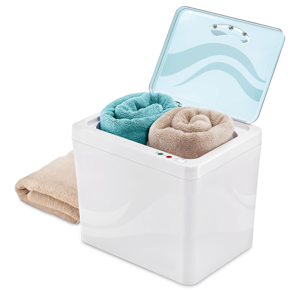 Electric Towel Warmer ~ The personal towel warmer hammacher schlemmer