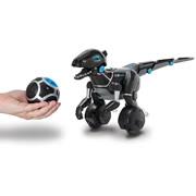 The Trainable Robotic Velociraptor.