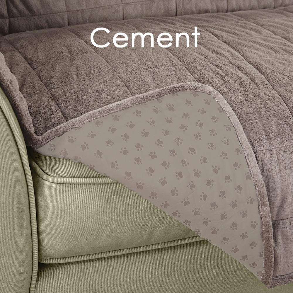 Non Slip Pet Couch Cover
