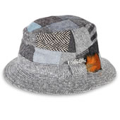The Irish Patchwork Walking Hat.