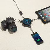 The Seven Device Charging Hub.
