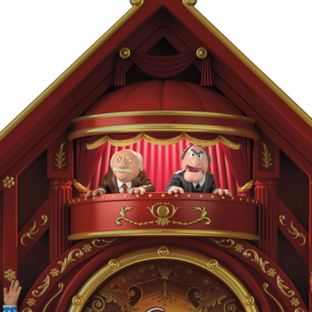 The Muppet Show Cuckoo Clock2