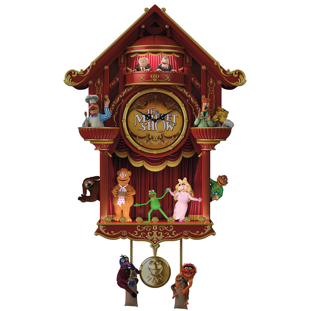 The Muppet Show Cuckoo Clock1